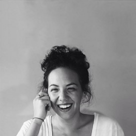Retrato de Fiorella Briz