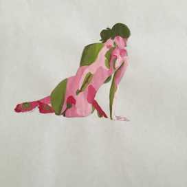 Retrato de Michelle Tulipanes