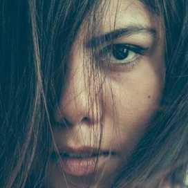 Retrato de Carolina Galindo