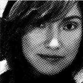 Retrato de Carmen Aguilar