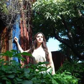 Retrato de Alejandra Correa