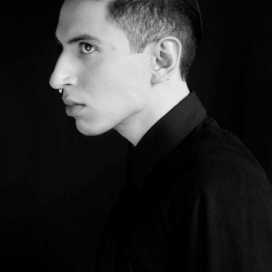 Retrato de Fredy Escobar