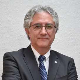 Retrato de Luis Jaime Lara Perea