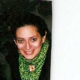 Retrato de Lourdes Cardoza