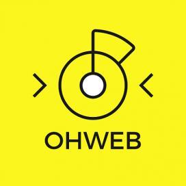 Logotipo de Ohweb
