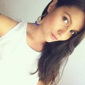 Retrato de Alexandra Pardo