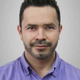 Retrato de Luis Enrique Pardo Téllez