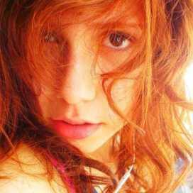 Retrato de Denisse Leal