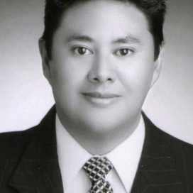 Retrato de Jesus Alberto García Anzueto