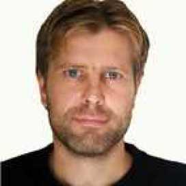 Retrato de Lars Petter Amundsen