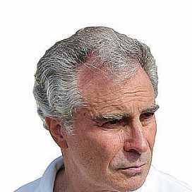 Retrato de Javier González Solas