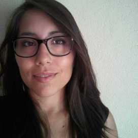 Retrato de Tannia Garrido