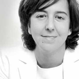 Retrato de Rocío González