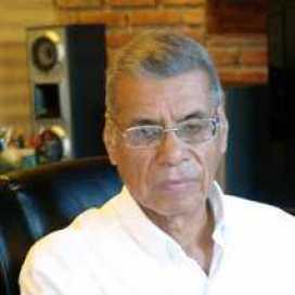 Retrato de Rodolfo Encarnación