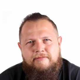 Retrato de Eric Barajas (Snok Daffy)