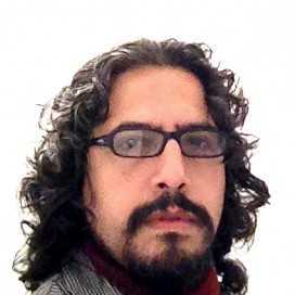 Retrato de Victor Mora