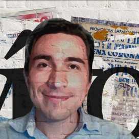 Retrato de Víctor Juárez