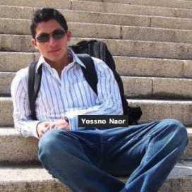 Retrato de Yossno Naor
