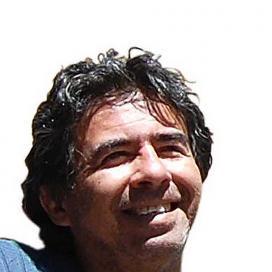 Retrato de Pepe Sanmartín