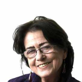 Retrato de Ingrid Alicia Fugellie Gezan