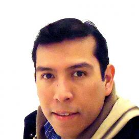 Retrato de Gerardo Paul Cruz Mireles