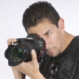 Retrato de Javier Pulido