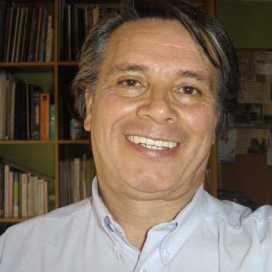 Retrato de Ricardo Rojas Carreño
