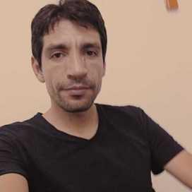 Retrato de Julio Cesar Zavala
