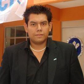 Retrato de Marco Antonio Gil Vela