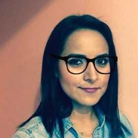Retrato de Melissa Ayala