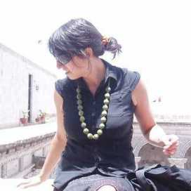 Retrato de Camila Moraga