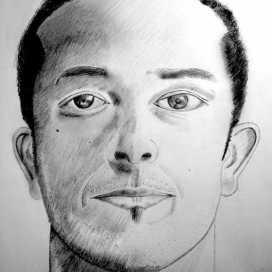 Retrato de Jean Vasconcelos