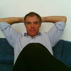 Retrato de Jorge Kroner