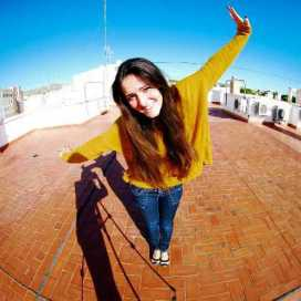 Retrato de Rebeca Ibáñez Maciá