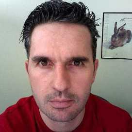 Retrato de Eduardo Uribe