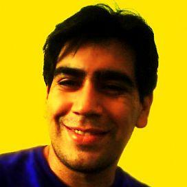 Retrato de Rodrigo Gomez