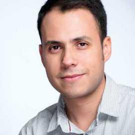 Retrato de Andrés Contenti