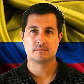 Retrato de Juan Pablo Rojas