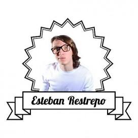 Retrato de Esteban Restrepo