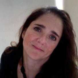Retrato de María Laura Garrido
