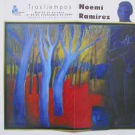 Retrato de Noemí Ramírez