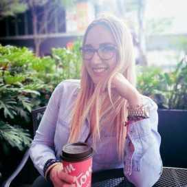 Retrato de Valeria Michelle Garza Aldape