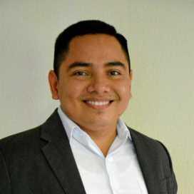 Retrato de Carlos Saldaña