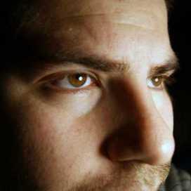 Retrato de Marco Rubilar