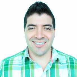 Retrato de Santiago Madrigal