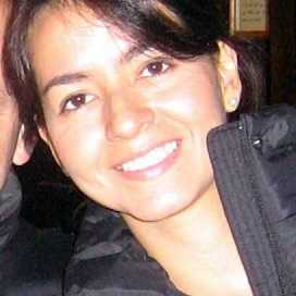 Retrato de Angela María Carreño Olarte