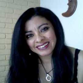 Retrato de Larisa Mendoza