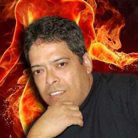 Retrato de Oscar Hernandez