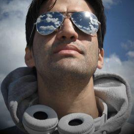 Retrato de Javier Da Costa