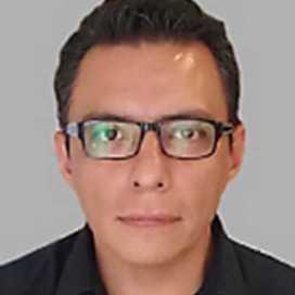 Retrato de Alejandro López Aguilar